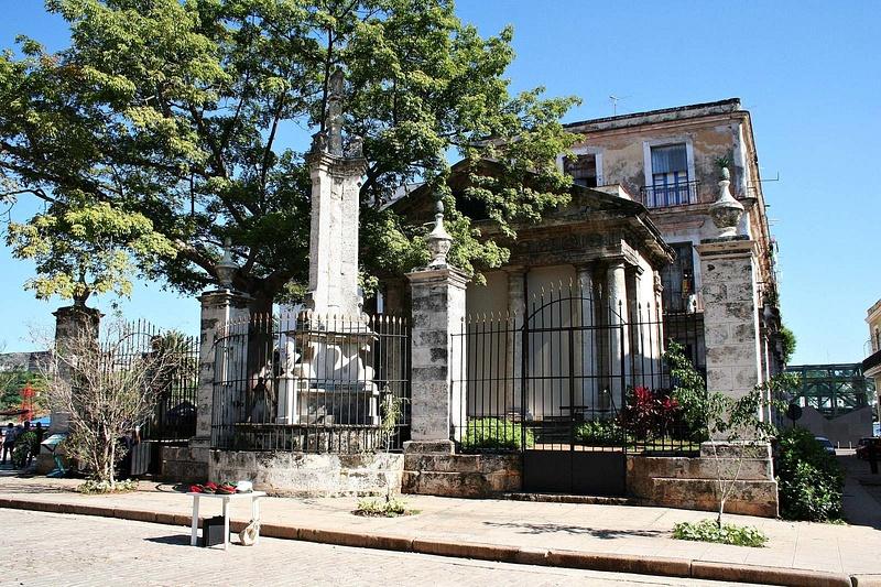 Havanna 024 - Plaza de Armas