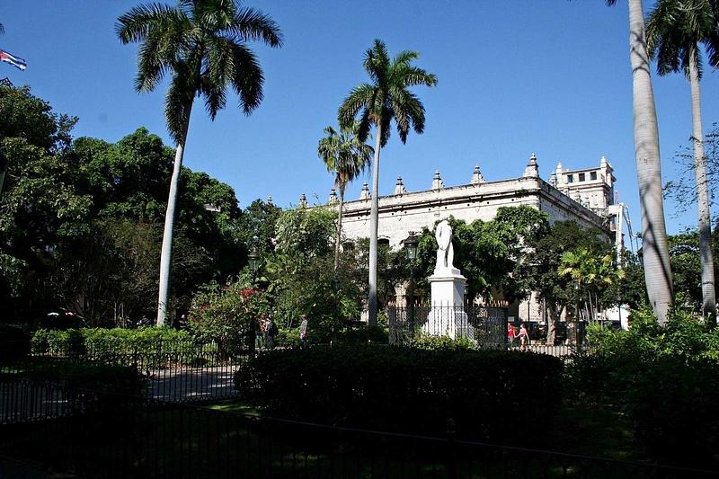 Havanna 028 - Plaza de Armas