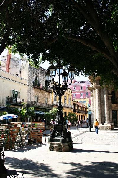 Havanna 030 -Plaza de Armas by StefsPictures