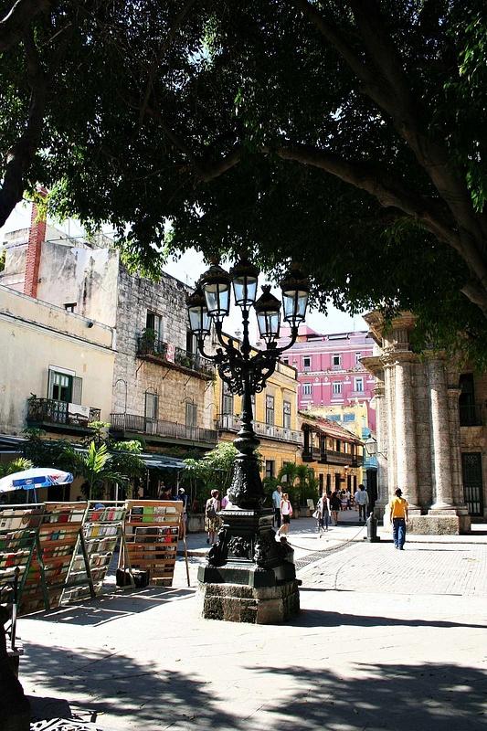 Havanna 030 -Plaza de Armas