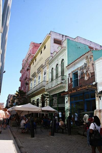 Havanna 032 - Calle Obispo by StefsPictures