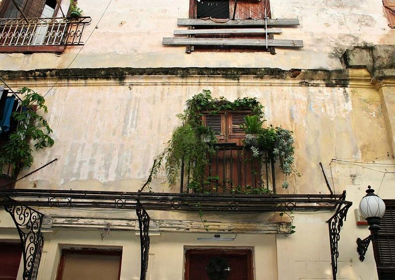 Cuba Havanna Old town