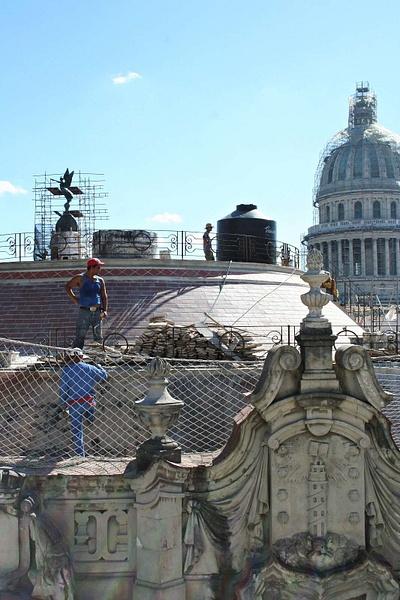 Havanna 068 Capitol im Hintergrund by StefsPictures
