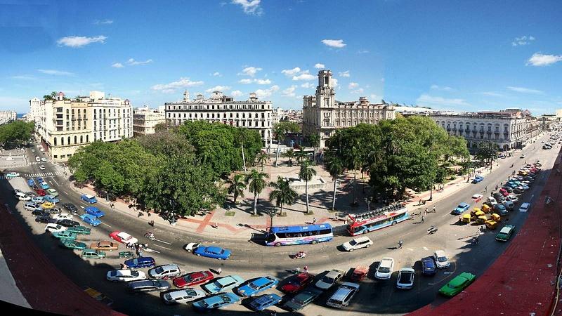 Havanna 052 - Parque Centralitch