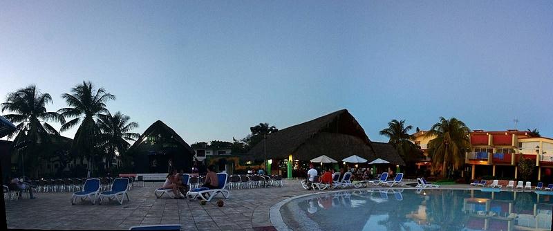 Havanna 007 Hotelpool