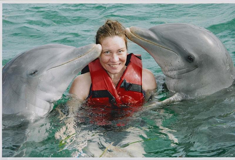 Cuba - bei den Delfinen 2