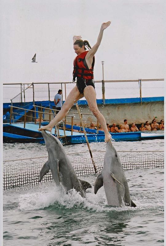 Cuba - bei den Delfinen 3