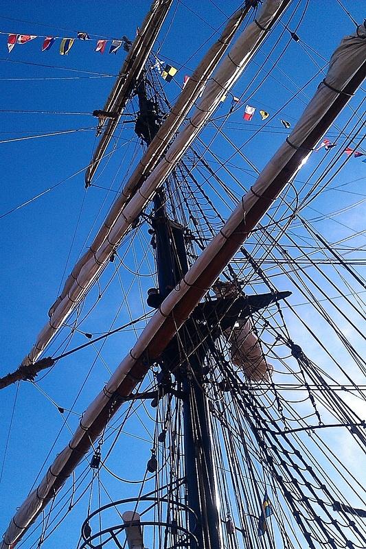 Segelschulschiff Roald Amundsen