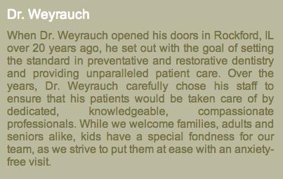 Rockford Dentist by Weyrauch