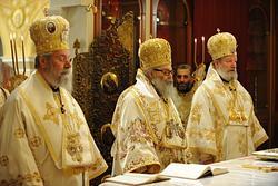 القداس الاحتفالي في بيروت بعد التنصيب