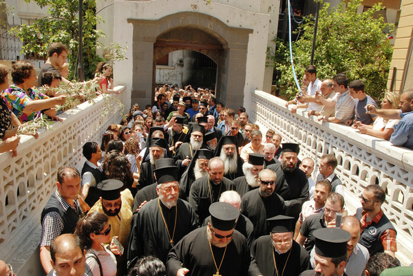 112 by Antioch Patriarchate