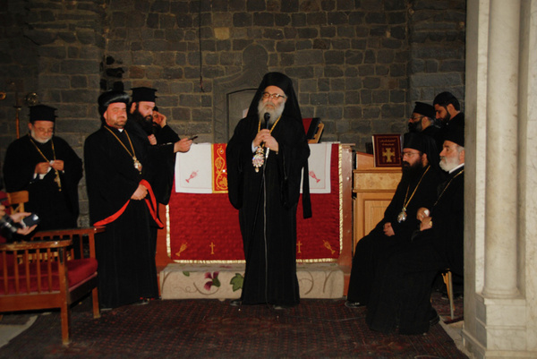 163 by Antioch Patriarchate