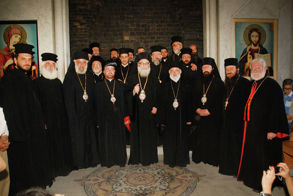 165 by Antioch Patriarchate