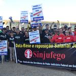 10/09/2014 - Ato Nacional em Brasília - Posse do Lewandowski