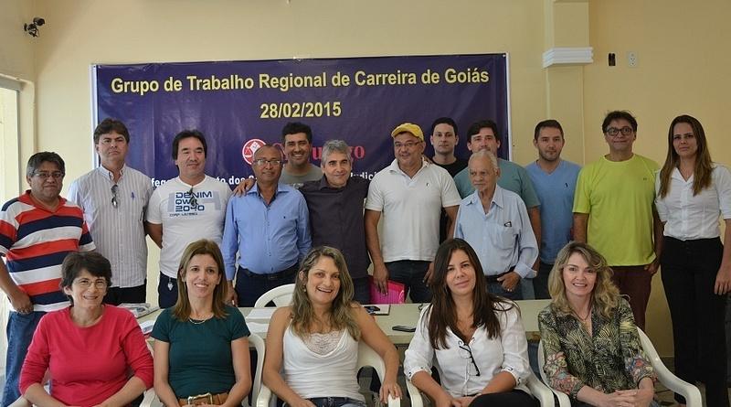 28/02/2015 - GTRC em Goiás