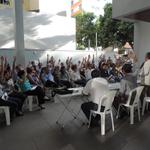 21/05/2015 - Assembleias Setoriais na JF-GO e TRE-GO