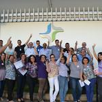 01/06/2015 - Sinjufego intensifica mobilização no TRT e nas cidades do entorno de Goiânia