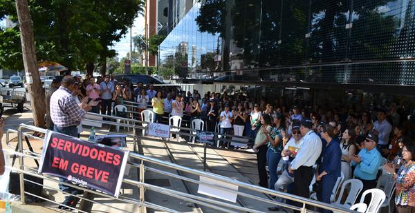 02/06/2015 - Grande assembleia do TRT-GO decide pela...