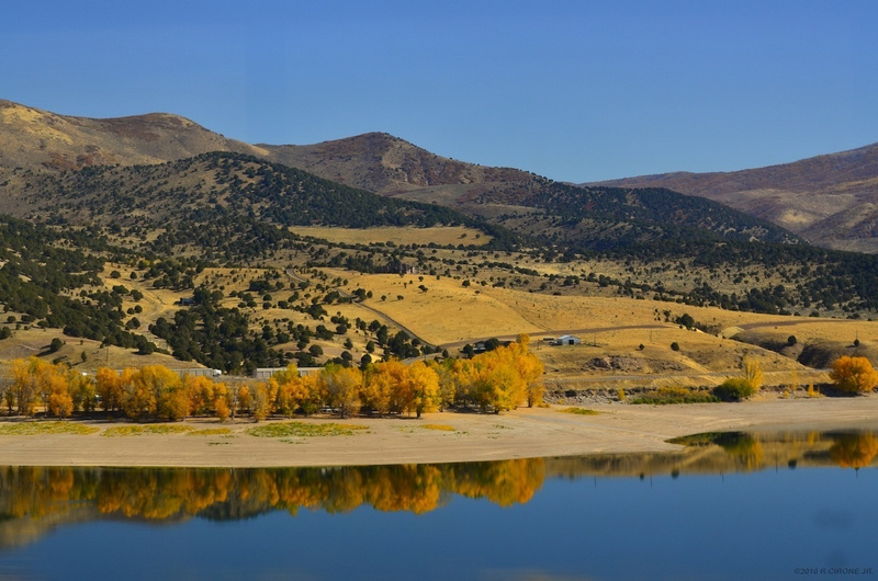 Near Coalville, Utah