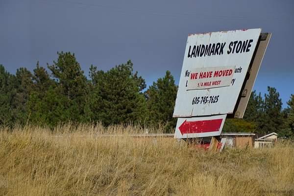 Landmark... moved?