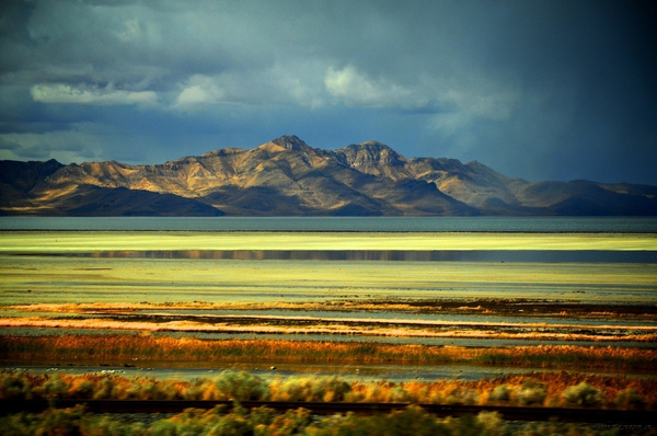 Great Salt Lake by cironera
