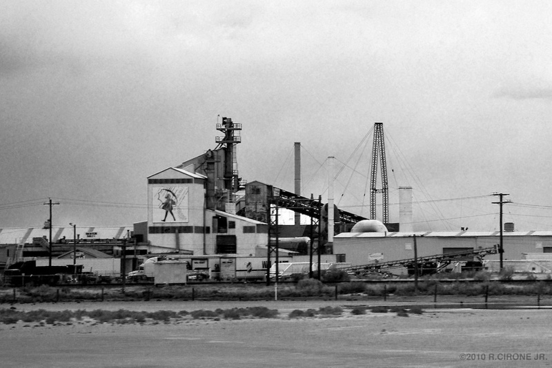 Morton Salt Plant