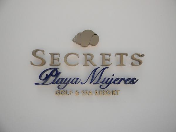 Secrets Playa Mujeres 4/12/15-4/16/15 by Lovethesun