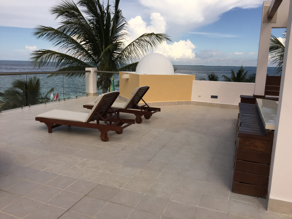 Roof Top Terrace by Lovethesun