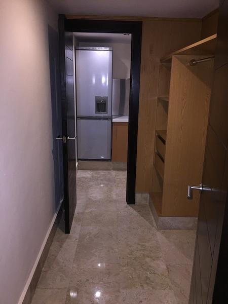 Hallway to kitchen by Lovethesun