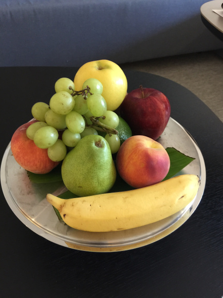 Fresh Fruit daily by Lovethesun