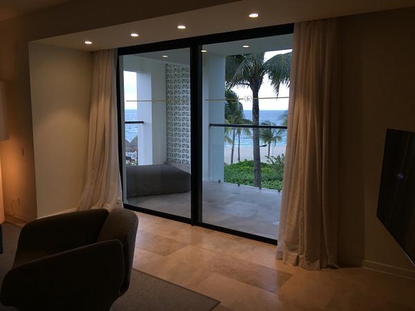 View of balcony by Lovethesun