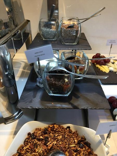 Finest Club Lounge Breakfast by Lovethesun