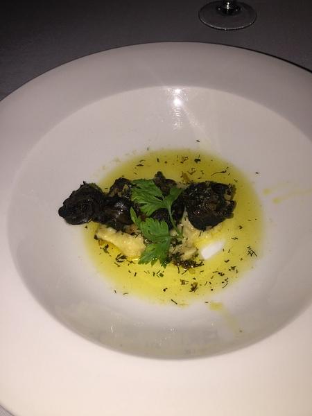Escargot appetizer by Lovethesun