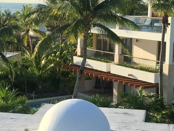 View of the Honeymoon Suite next door at EPM by...