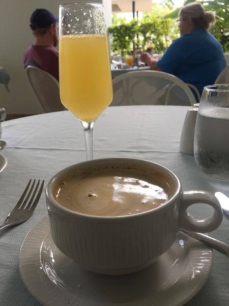 Bistro Breakfast 'Pick me up' by Lovethesun