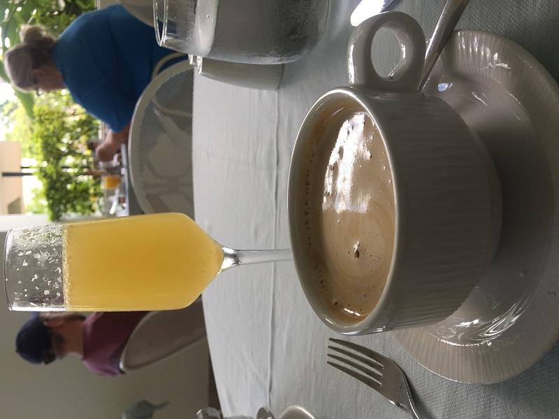 Bistro Breakfast 'Pick me up
