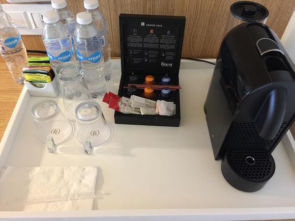 Nespresso Machine - tea and coffee by Lovethesun