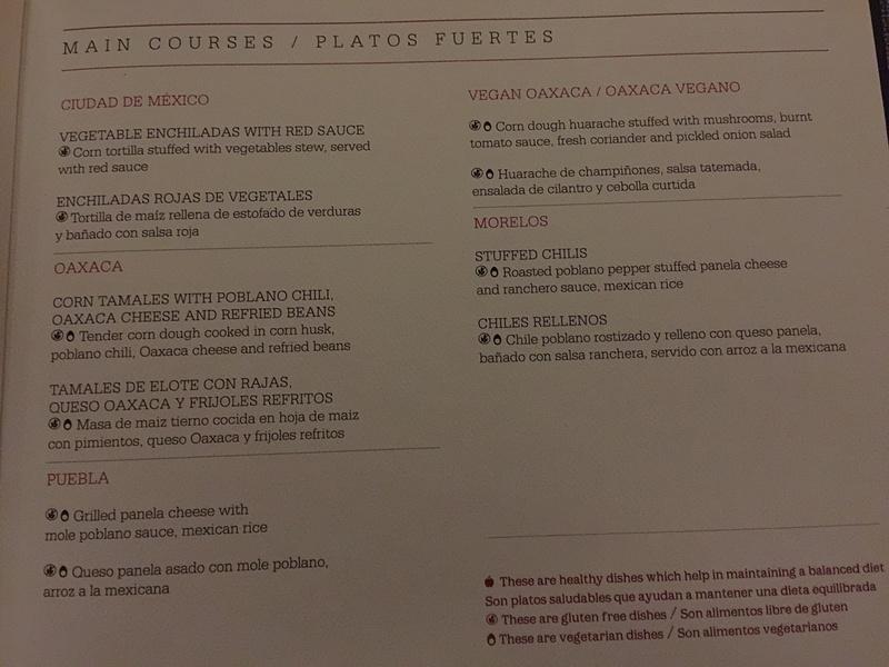 Lizo menu