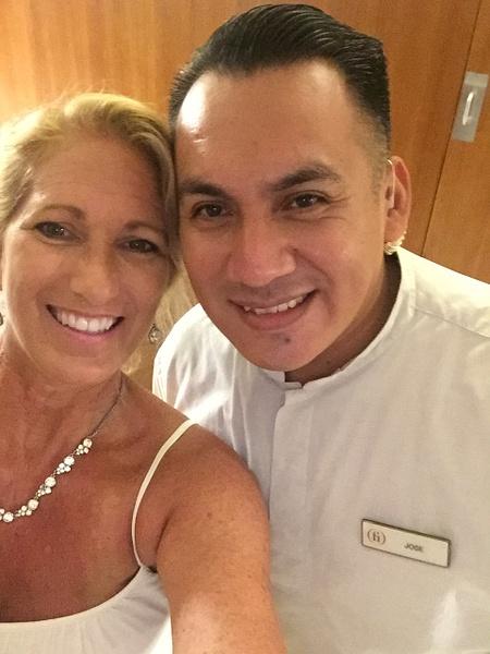 Jose Cazares - Reception Supervisor by Lovethesun