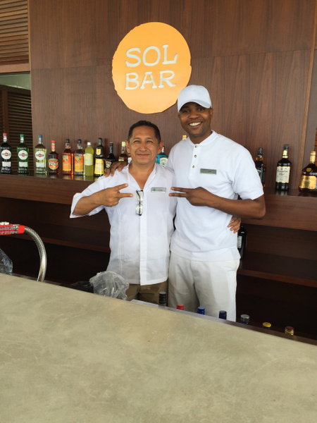 Sol Bar by Lovethesun