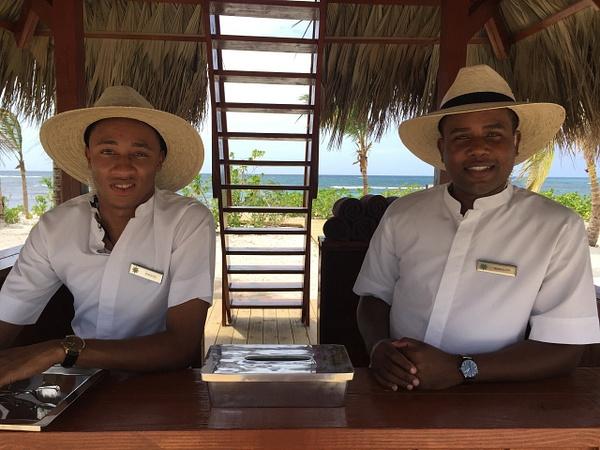 EC Beach Concierges by Lovethesun