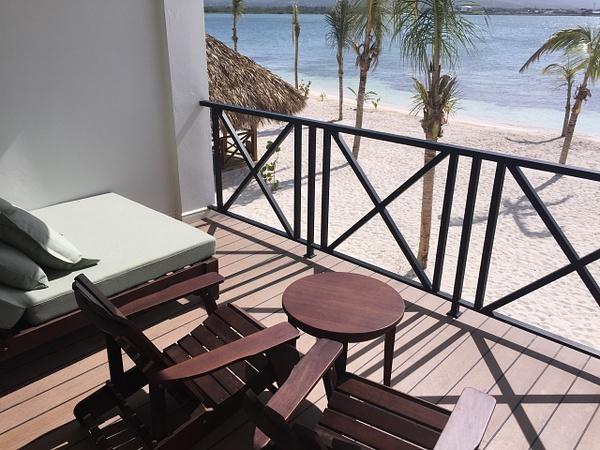Beach House deck by Lovethesun