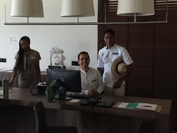 EC Club Concierge by Lovethesun