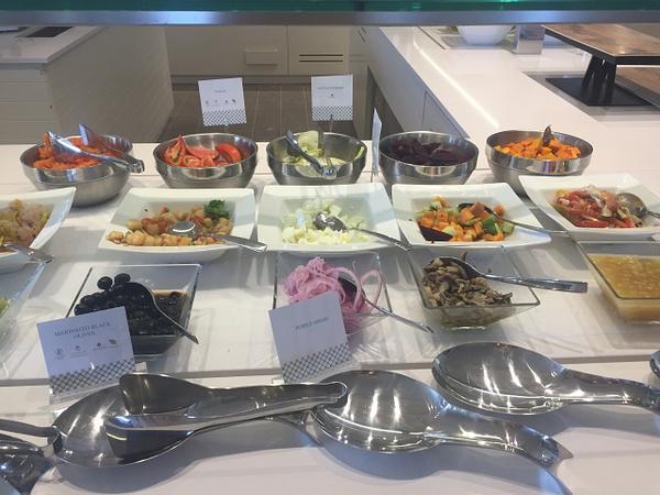 Lunch Buffet by Lovethesun