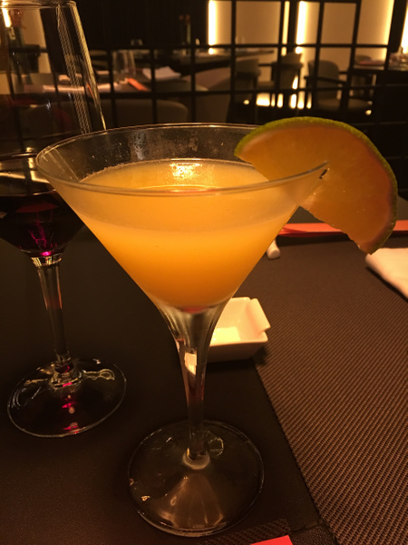 Saki martini by Lovethesun