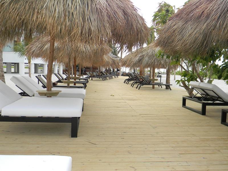 EC Beach Area near Cielo Bar
