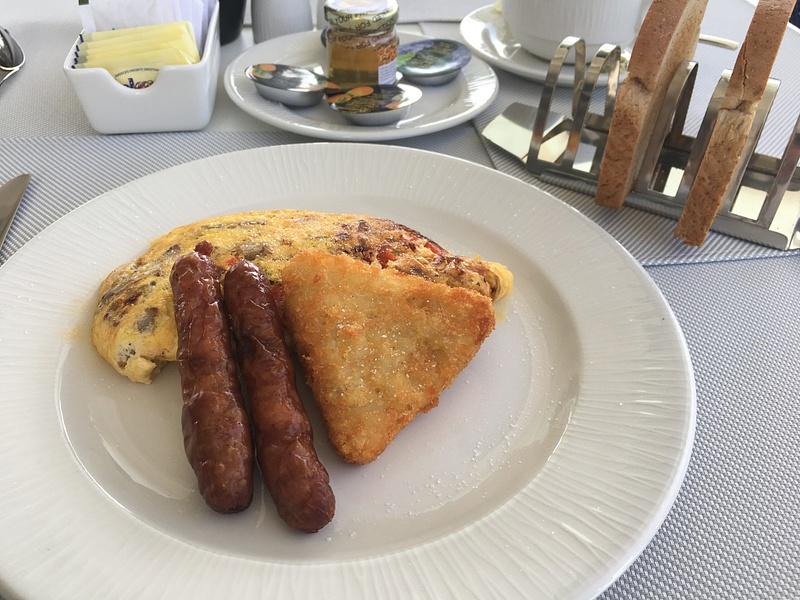 Breakfast at Magna