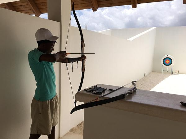 Archery by Lovethesun