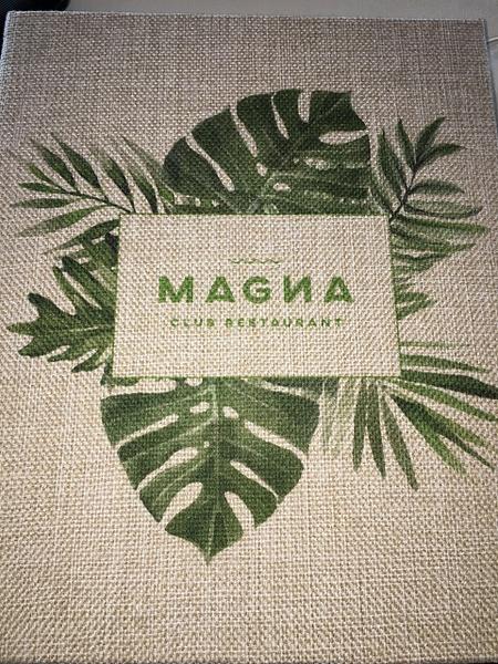 Magna Menu by Lovethesun