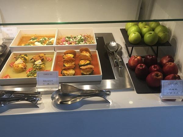 Seaside Bar - optional breakfast buffet by Lovethesun